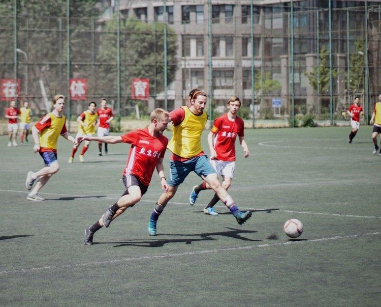 rencontres sportives collegues