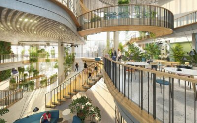 Vegetal@Work : JetBrains transforme ses locaux en Campus Immersif Vert